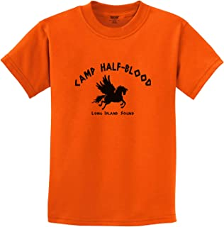 Youth Camp Half Blood Child Tee - Childrens Half-Blood T-Shirt