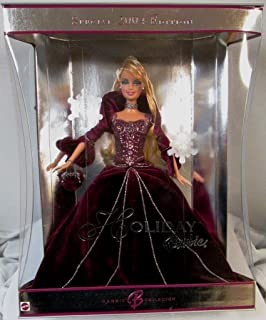 2004 holiday barbie special edition
