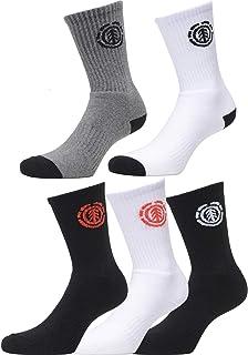 BILLABONG High-Rise Socks 5 P Uomo, Multico, U