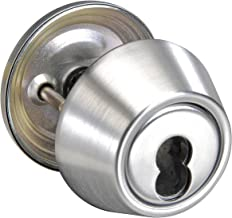 Deadbolt Satin Chrome