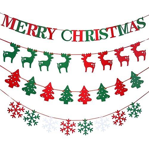 Merry Christmas Decors Amazon Com