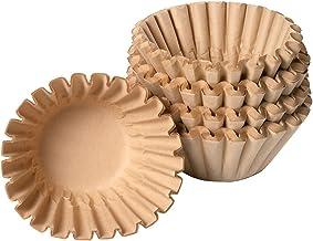 Bartscher mandfilterpapier koffiezetapparaat Aurora / Contessa 250 stuks | grootte: 90/250 | Niet geschikt voor beem