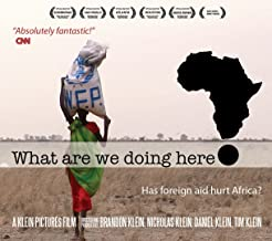 What Are We Doing Here? Feature Film Documentary DVD