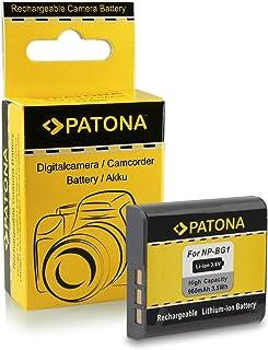 Bateria NP-BG1 para Sony CyberShot DSC-H3 | H7 | H9 | H10 | H20 | H50 | H55 | H70 | H90 | N1 | N2 | T20 | T100 | W30 | W35 | W40 | W50 | W70 | W80 | W80HDPR | W90 | W100 | W110 | W120 | W130 | W150