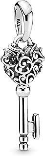 Pandora Women Pandora/397725/Necklaces/Silver, Cubic Zirconia - 397725