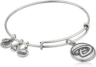 Arizona Diamondbacks Cap Logo Expandable Bangle Bracelet