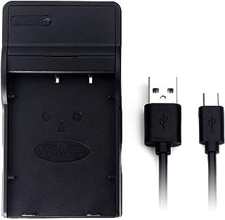 KLIC-5000 USB Cargador para Kodak EasyShare DX6490 DX7440 DX7590 DX7590 Zoom DX7630 LS420 LS433 LS443 LS633 LS743 LS753 One Serie P712 P850 P880 Z730 Z7590 Z760 batería de la cámara