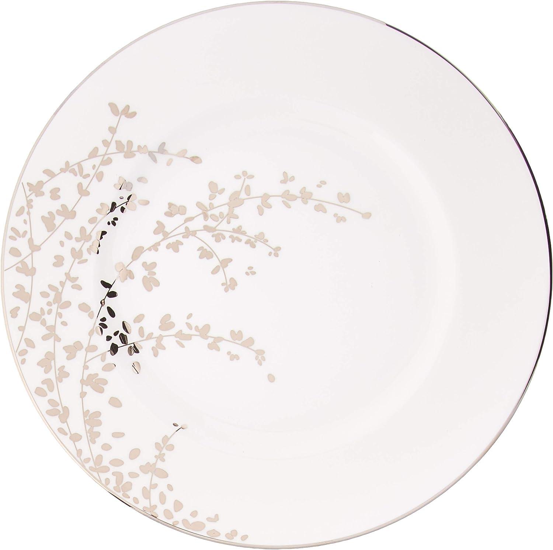 Kate Spade Gardner Street Platinum LB New product type Metall Plate Dinner 1.50 Max 42% OFF