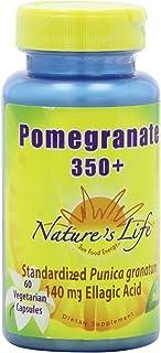 Nature's Life Pomegranate 350+   60 ct