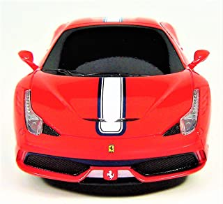 Rastar 1:24 Ferrari 458 Speciale A Toy Car, Red, 71900R