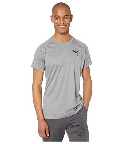 PUMA RTG Tee (Medium Gray Heather) Men