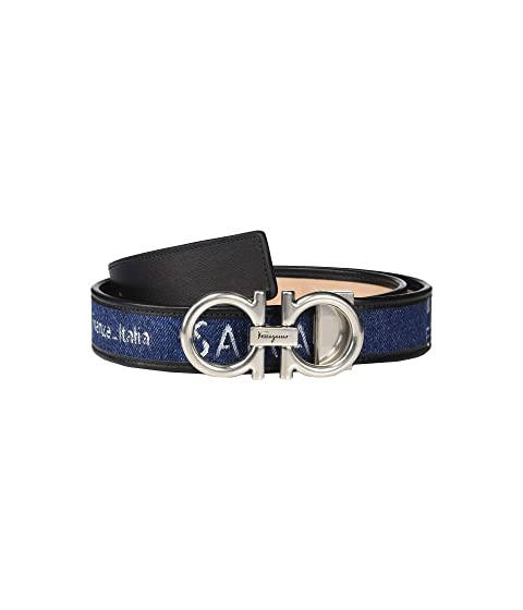 Salvatore Ferragamo Adjustable Belt - 67A029