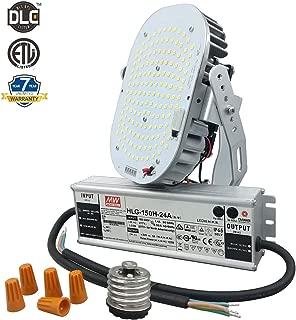 150W LED Retrofit Kit,700W MH/HPS Equivalent,100-277V 5000K 18000 Lumens,ETL/cETL/DLC Listed,Replaces Street/Area Light,High Bay,Gas Station Light,Wall Pack Light, 7 Years Warranty.