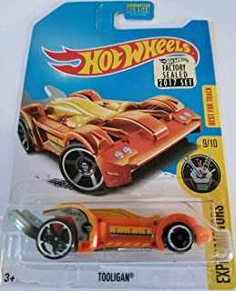 Hot Wheels 2017 Factory Sealed Set Exclusive Experimotors - Tooligan (Regular Treasure Hunt)