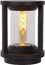 Lucide CADIX - Sokkellamp Buiten - Ø 16 cm - 1xE27 - IP65 - Zwart