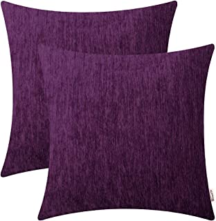 Best chenille throw pillows Reviews