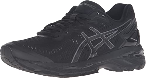 ASICS Wohommes Gel-Kayano 23 FonctionneHommest chaussures, chaussures, noir Onyx Carbon, 12 M US  direct usine
