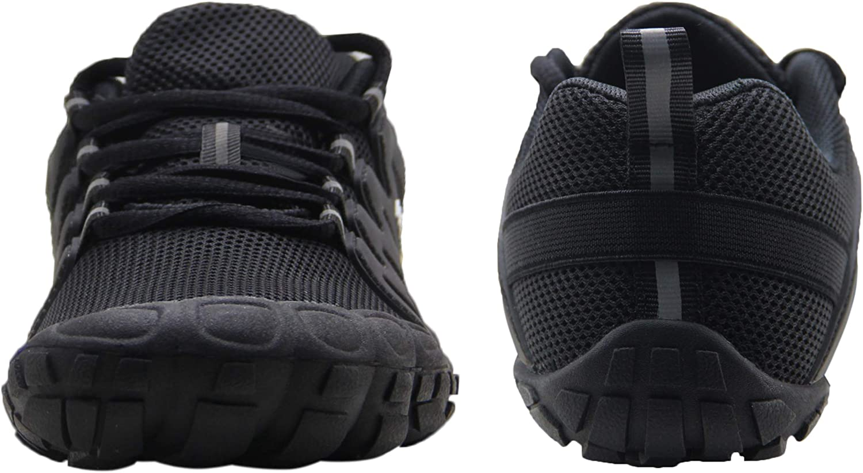 Weweya Barefoot Shoes for Women Minimalist Running Cross Training Shoe