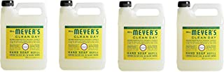 Mrs. Meyer's Liquid Hand Soap Refill, Honeysuckle , 33 OZ