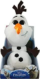 Disney Plush Cute Face Frozen Olaf 10in