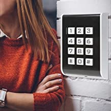 Secutity Entry Door, Password Access Control, Password ID Card Anti‑Dismantling Family for Office House Home