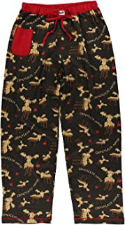 Chocolate Moose Women's Womens Pajama Pants Bottom by LazyOne | Pajama Bottom for Women (X-Large)