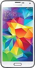 Samsung Galaxy S5 SM-G900T - 16GB - Shimmery White Smart Phone - Unlocked (Renewed)