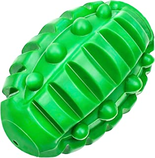 Sponsored Ad - Yoochee Squeaky Dog Toys for Aggressive Chewers - Indestructible Pet Dog Chew Ball for Large Medium Small B...