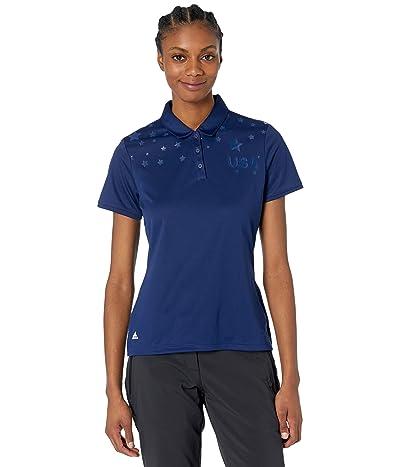 adidas Golf USA Star Polo