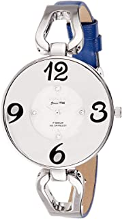 Omax Casual Watch For Women Analog Leather - Q008P04A