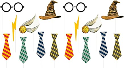 Harry Potter Photo Booth Props 2pack