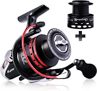 Sougayilang Fishing Reels Powerful 13+1BB Spinning Reels Ultra Smooth Reel for Saltwater or Freshwater- New for 2018