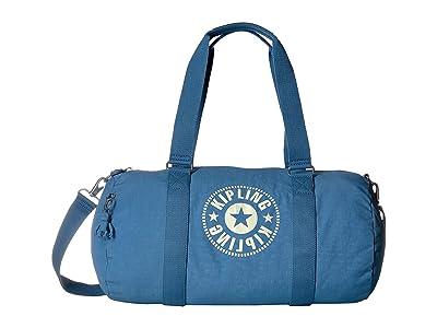 Kipling Onalo Duffel Bag (Dynamic Blue) Duffel Bags