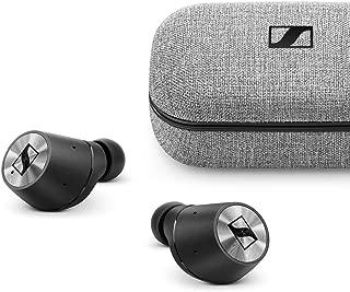 Sennheiser 508524 Momentum True Wireless Kulaklık Kulaklık, Siyah