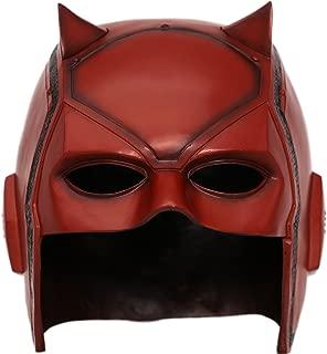 Xcoser DD Matt Mask Helmet Props for Adult Halloween Costume PVC