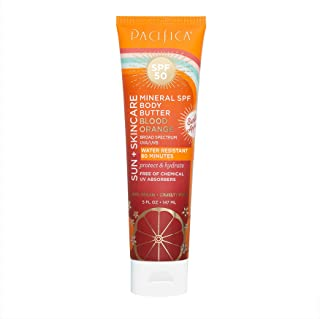 product image for Pacifica Body Butter Blood Orange SPF 50 5.0 fl oz, pack of 1