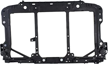 Radiator Support compatible with Mazda 3 14-18 W/O Smart City Break System