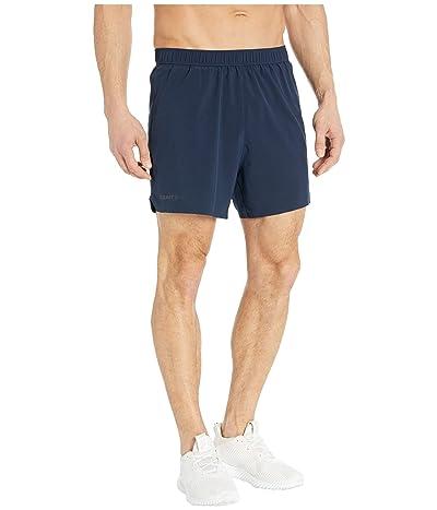 Craft ADV Essence 5 Stretch Shorts (Blaze) Men