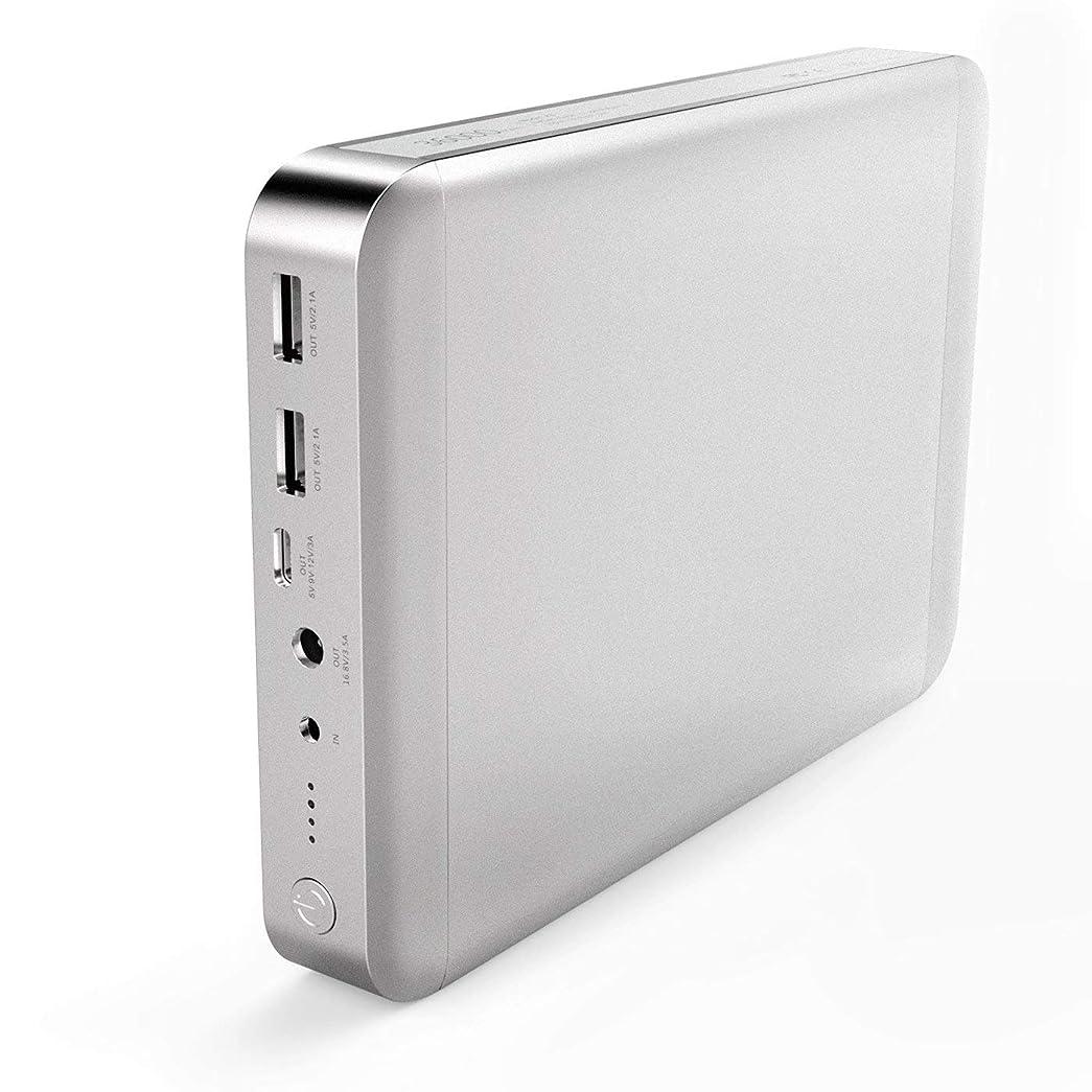 最小化する芽元気なMacbook airバッテリー MAXOAK 36000mAh 大容量 65w 133Wh PD対応 充電用ケーブル付き MacBook/MacBook Pro/MacBook Air/TYPE-C対応のノートPC/スマホ/タブレッド等対応 日常使用/災害時/停電/地震/夜間/旅行/アウトドアに大活躍