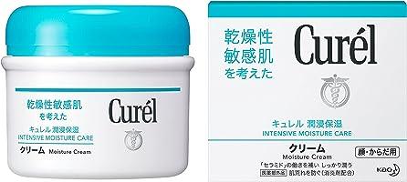 Kao Curel | Skin Care | Moisture Cream 90g (japan import) [Badartikel]