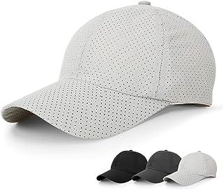 キャップ 帽子 野球用帽子 メッシュデザイン レディース キャップ メンズ キャップ 通気性抜群 日焼け防止 UVカット 速乾 サイズ調整可能 登山 釣り ゴルフ 運転 アウトドア オシャレ