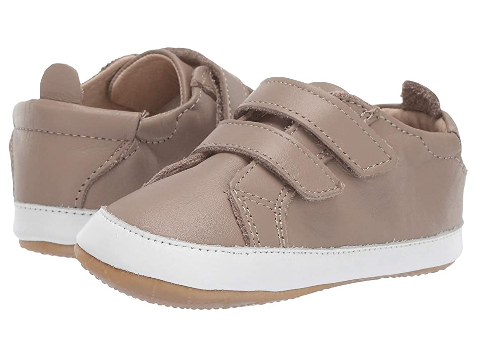 Old Soles Bambini Markert (Infant/Toddler) (Taupe/Snow) Boy