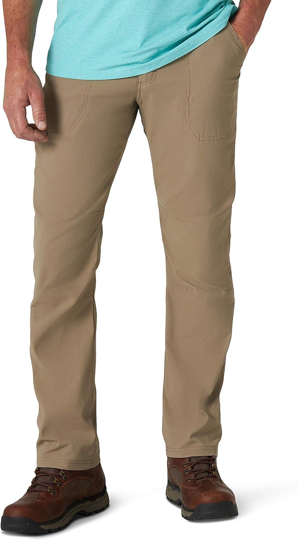 ATG by Wrangler Men's Pocket Fashionable Pant Award Trail Zip