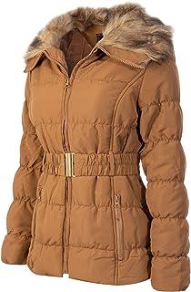 Instar Mode - Chaleco de plumón para mujer, cálido, ligero, acolchado