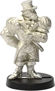 Stonehaven Half-Orc Nobleman Miniature Figure (for 28mm Scale Table Top War Games) - Made in USA