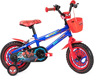 Spartan 12 Marvel Spiderman Bicycle , Multi Color