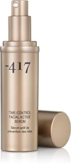 -417 Hydrating Face Serum Anti-aging Time Control Active Retinol Facial Serum with Precious Mineral Complex and the Dead Sea Water