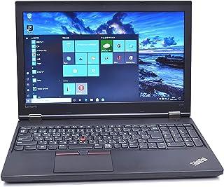 Lenovo ThinkPad L560/15.6型/MS Office 2019/Win 10/Core i3-6100U/WIFI/Bluetooth/8GBメモリ/256GB SSD (整備済み品)
