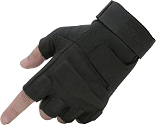 Best Seibertron S.O.L.A.G 1/2 Finger / Fingerless / Half Finger Multi-function Sports Gloves Review