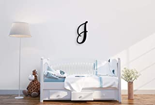 XL Wall Decor Letters Uppercase J   24